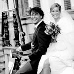 Gefilmde bruiloft van Margriet en Jan-Gert