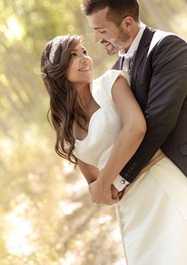 trouwfilm van de bruiloft van Kim en Bram